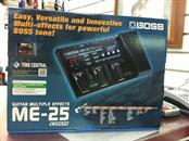 NIB BOSS Effect Equipment ME-25 Multiple Effects
